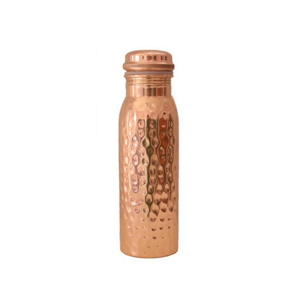 290430_Copper_Bottle_Hammered_600ml_dimensions_newww