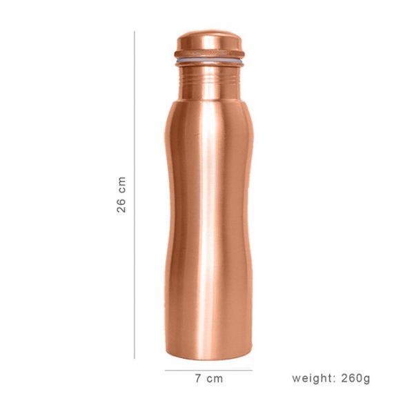 290577_Copper_Bottle_Matt_900ml_new_dimensions