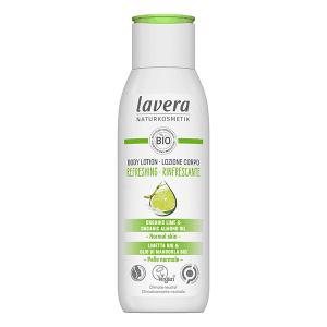 body lotion lavera lime & almond oil